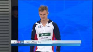 FINA Diving World Series 2019 - Bejing - Men's 3m Springboard Final