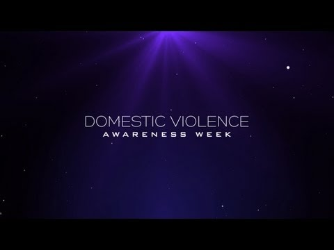 Domestic Violence Awareness Week 2013