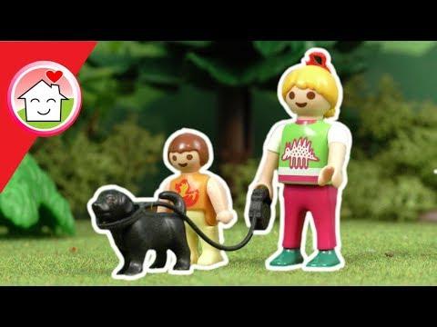 Playmobil Film deutsch - Ein Hund für Familie Hauser? - Kinderfilme von Family Stories