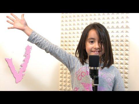 Vulcano - canta Sofia Del Baldo - cover di Francesca Michielin -