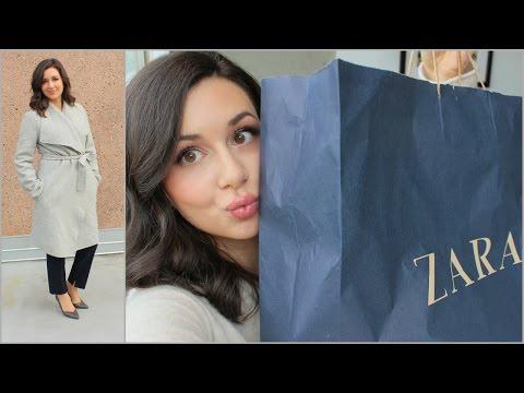 Zara Haul   Winter Fashion & Accessories