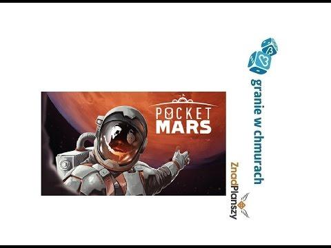 Pocket Mars - przykładowa rozgrywka, recenzja