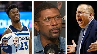 Will Tom Thibodeau entertain trade offers for Jimmy Butler? | Jalen & Jacoby | ESPN