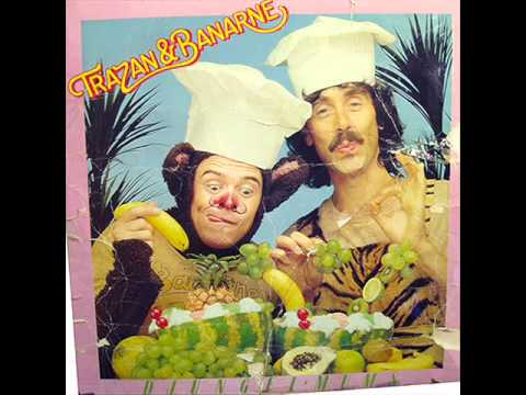 Trazan And Banarne - Apan I Tyrolen