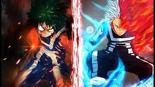 Boku no Hero Academia ?AMV? Midoriya vs Todoroki ? What I Believe ??