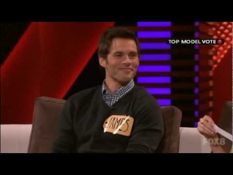Rove LA 1x06 Justin Timberlake, Eliza Dushku and James Marsden 5/5