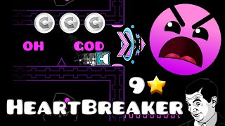 Geometry Dash (2.0) - HeartBreaker by Nuclear Nacho