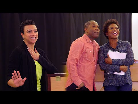 LaChanze, Carly Hughes, and More Give Us a Soulful Preview of Cabin in the Sky