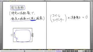 高校物理解説講義:「電気振動」講義1