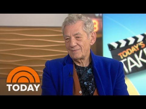 Ian McKellen On 'Mr. Holmes,' Live Action 'Beauty And The Beast' | TODAY