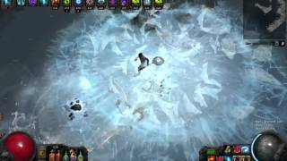 Path Of Exile Whispering Ice Build