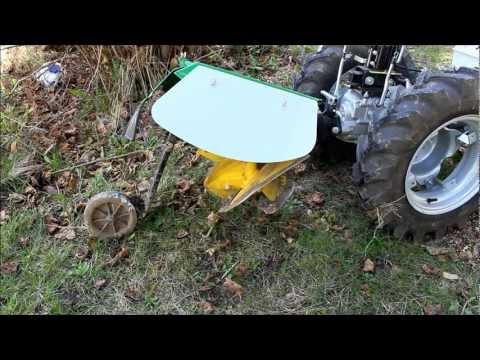 Berta Rotary Plow