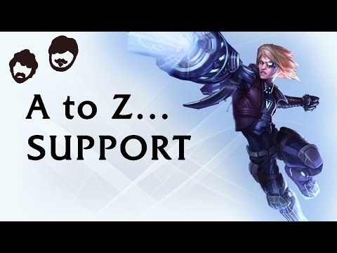 A To Z Support : Ezreal video