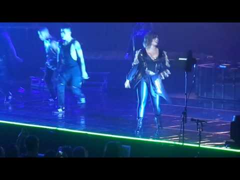 Demi Lovato - Thriller (Michael Jackson Cover) - 9/6/14 - Baltimore, Maryland
