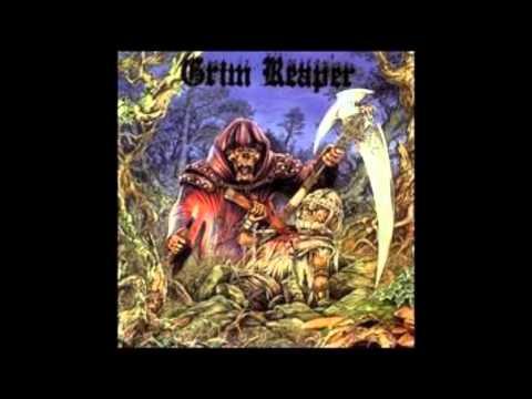 Grim Reaper - Night Of The Vampire