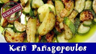 Super Easy Sauteed Veggies (Zucchini, Eggplant & Sweet Potato)
