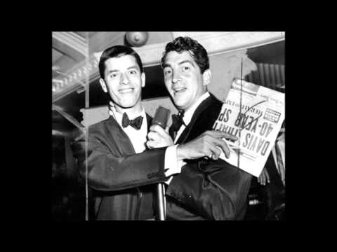 Dean Martin monologue about reunion with Jerry Lewis on the 1976 MDA Telephon