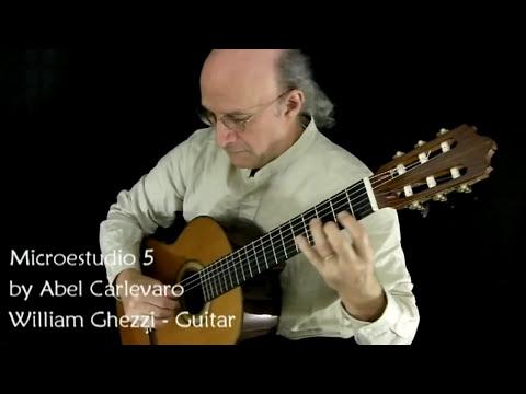 Microestudios 1 - 5 by Abel Carlevaro - William Ghezzi