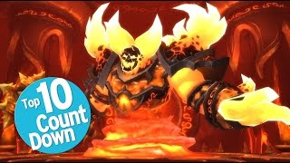 Top 10 World Of Warcraft Bosses