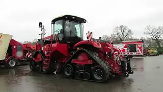 Versatile rups tractor type 550 DT