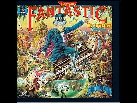 Elton John - Captain Fantastic
