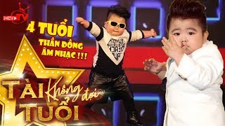 Tin Tin - Vietnam music prodigy 2016 is only 4 years old.