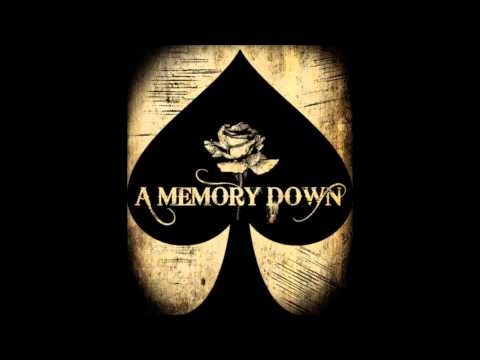A Memory Down - The Letter (Turkey Vulture Records/Bungalo Records/UMGD)