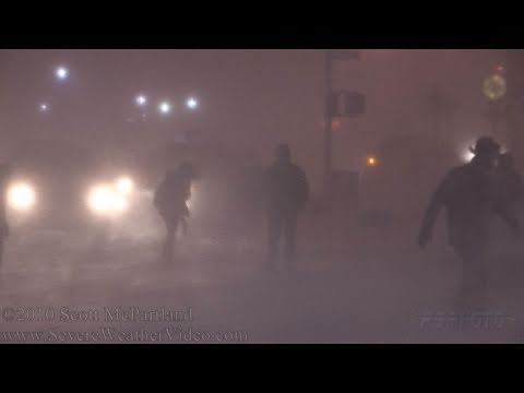 NYC Blizzard- December 26th/27th, 2010 [HD]