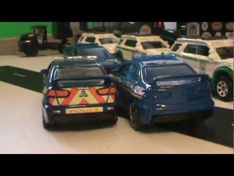 Police Car Matchbox Matchbox Lancer Police