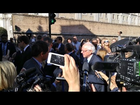 Has The Media Treated Bernie Sanders Fairly?