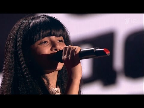 The Voice Kids Russia 2016. Nonna (Нонна Еганян) — «Non, je ne regrette rien». Голос Дети 3