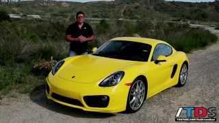 2014 Porsche Cayman Review