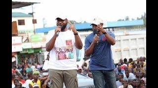 Kenyatta wins election rerun, but violence continues in Kenya
