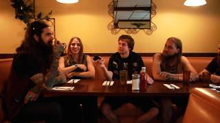 Mount Salem Video - Mount Salem Interview @ Philadelphia (USA), 22nd July 2014 [MetalRecusants]