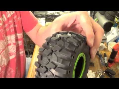 ExceedRC Max Stone Cheap stock Tire Mod