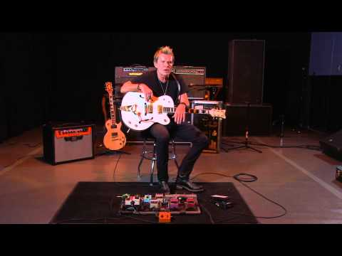 BOSS YourTone Artists — Billy Duffy Interview
