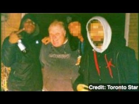 Toronto Mayor Fights Crack-Smoking Video Accusations