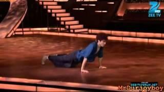Raghav Crocroach solo performed - Dance India Dance Season 3 17th March 2012