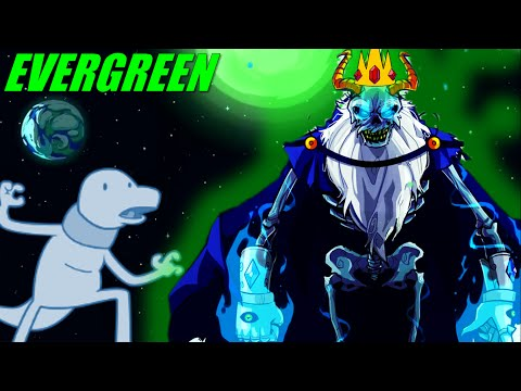 Evergreen I Hora De Aventura Primeras Impresiones By Fantasman video