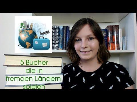 5 Bücher die in anderen Ländern spielen