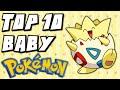 Top 10 Baby Pokémon thumbnail