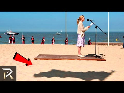 10 Photo Optical Illusions Finally Explained