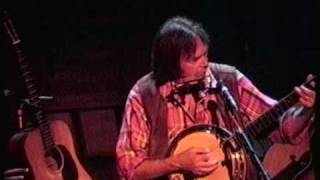 Watch Neil Young Silver And Gold video