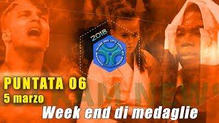 FIJLKAM NEWS 06 - WEEK END DI MEDAGLIE