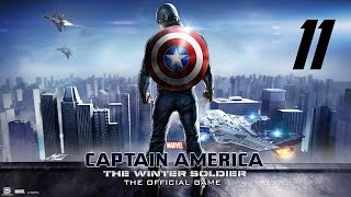 Captain America: The Winter Soldier - The Official Game - iOS/Android - Walkthrough/Let`s Play - #11