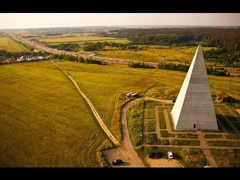 Пирамида Голода на новорижском шоссе в Москве - мой отзыв