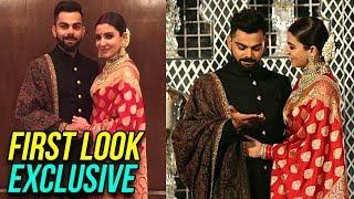 Anushka Sharma And Virat Kohli Wedding Reception In Delhi FIRST LOOK VIDEO | VIRUSHKA WEDDING