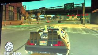 BACK TO THE FUTURE|GTA IV|