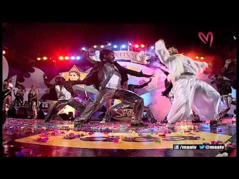 Super Singer 1 Episode 33 : Nataraj Dance Troop Performance (...