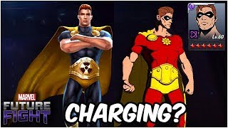 Hyperion Rework Review! Unusual New Skill Mechanic... - Marvel Future Fight